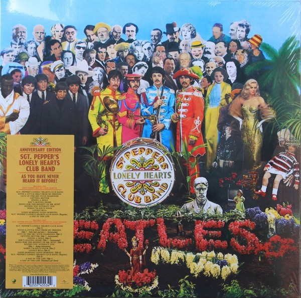 Beatles Sgt. Peppers Lonely Hearts Club Band!