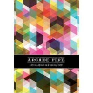 DVD | Arcade Fire Live At Reading Festival 2010