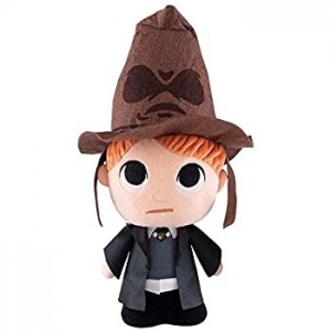 FUNKO SUPERCUTE | Harry Potter, Ron With Sorting Hat