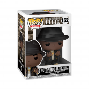 FUNKO POP | Notorious B.I.G. (with fedora) #152
