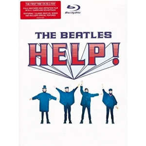 DVD | Beatles Help (Blu-ray)