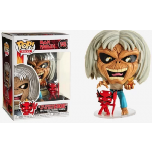 FUNKO POP | Iron Maiden, Number Of The Beast #146