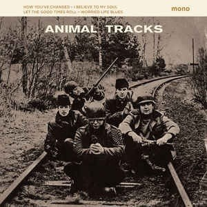 LP | The Animals Animal Tracks