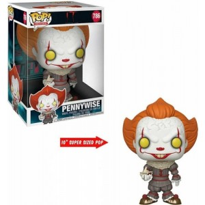 FUNKO POP | It Pennywise Chapter Two 10 Pulgadas #786 (