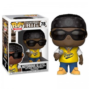 FUNKO POP | Notorious B.I.G. (with jersey) #78