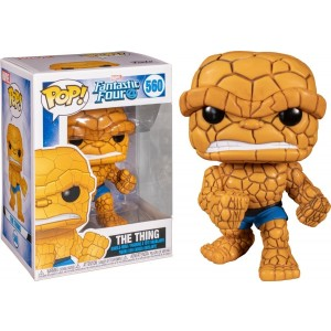 FUNKO POP | Fantastic Four, The Thing #560
