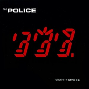CD | The Police Ghost In The Machine