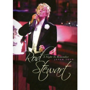 DVD | Rod Stewart A Night To Remember