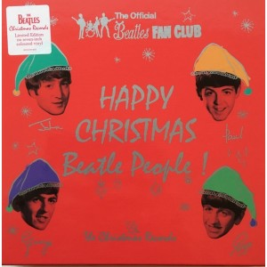 LP | Beatles Christmas 7 Inch Box Set.