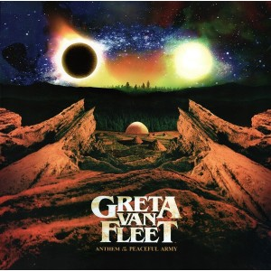 LP | Greta Van Fleet Anthem Of The Peaceful Army