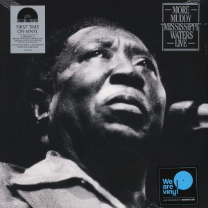 LP | Muddy Waters More Muddy Mississippi Waters Live