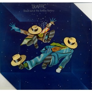 LP |Traffic Shoot Out At The Fantasy Factory Vinyl