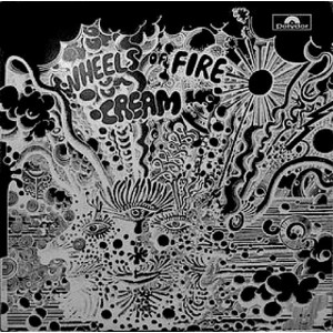 LP | The Cream Wheels Of Fire Live