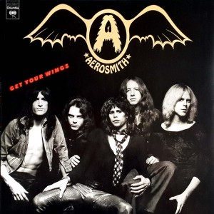 LP | Aerosmith Get Your Wings