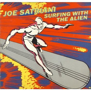 LP | Joe Satriani Surfing With The Alien
