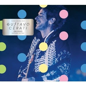 CD + DVD | Cerati Fuerza Natural