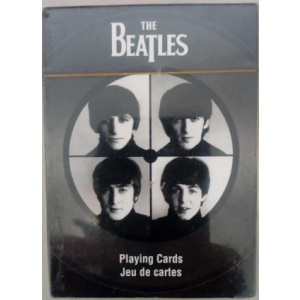 Beatles Set De Naipes Para Poker